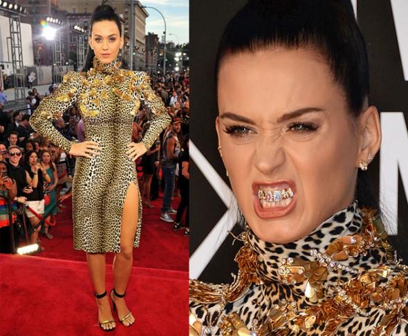 Katy Perry de Emanuel Ungaro!