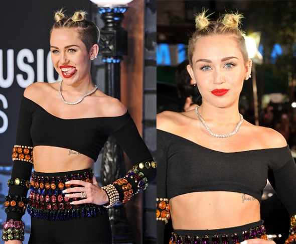 Miley Cyrus de Dolce & Gabbana!