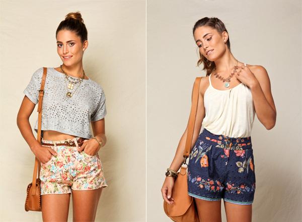 modelos-de-shorts-com-estampa-floral-jeans